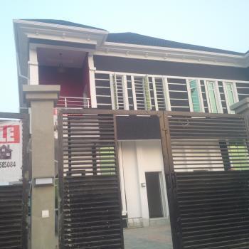 New 4 Bedroom with Bq, Ikota Villa Estate, Lekki, Lagos, Semi-detached Duplex for Sale
