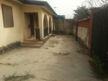 Semi Detached 3 Bedroom  Bungalow, Lsdpc  Estate, Oke Afa, Isolo, Lagos, Semi-detached Bungalow for Sale