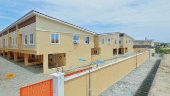 Luxury Property, Lafiaji, Lekki, Lagos, Terraced Duplex for Sale