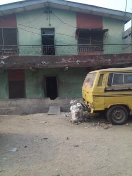 a Story Building to Be Demolished, Abekuta Street, Olosa, Off Agege Motor Road, Mushin, Lagos, House for Sale