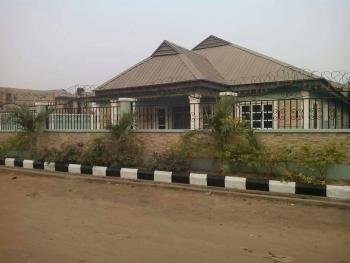 a Beautifully Built 2 Nos Flats Bungalow Comprising of (a 4 Bedrooms Flat Front and a 3 Bedrooms Flat at The Back), Odofin Estate, Ebute, Ikorodu, Lagos, Detached Bungalow for Sale