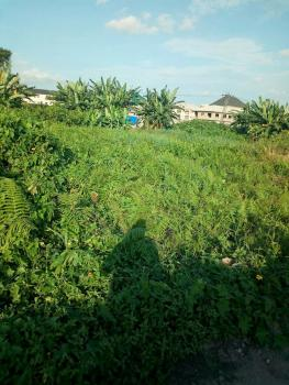 a Strategically Prime Fenced Land, Abak Road/iboko Street, Opposite Nepa Line, Abak, Akwa Ibom, Mixed-use Land for Sale