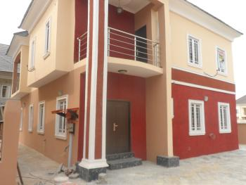 4 Bedroom Detached Duplex with 1 Room B/q, Around Blenco Supermarket, Peninsula Garden Estate, Ajah, Lagos, Detached Duplex for Sale