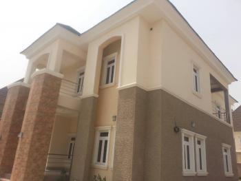 5 Bedroom Fully Detached Duplex with 2 Rooms Bq, Efab Metropolis, Gwarinpa Estate, Gwarinpa, Abuja, Detached Duplex for Sale