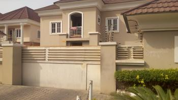 Luxury and Tastefully Serviced 6 Bedroom Semi Detached Duplex with 2 Rooms Bq, Jabi, Abuja, House for Rent