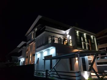 Newly Built Five Bedroom Contemporary Detached House with Bq, Swimming Pool, Osapa, Lekki, Lagos, Detached Duplex for Sale