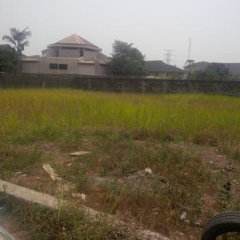 Fenced Land Measuring 1300sqm, Osborne Phase 1, Osborne, Ikoyi, Lagos, Residential Land for Sale