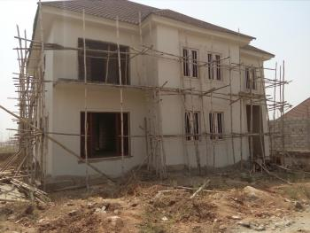 4 Bedroom Duplex Carcass, Behind Citec, Karmo, Abuja, Detached Duplex for Sale