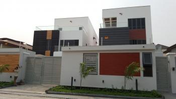 Luxury, Brand New and Superbly Finished (solar-powered) 5 Bedroom Detached House with Boys Quarters & Swimming Pool, Lekki Phase 1, Lekki, Lagos, Detached Duplex for Sale