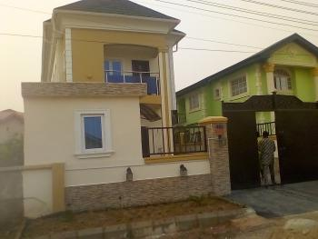 2 Bedroom Duplex, Tastefully Furnished, Designed, Tiled and Painted, Journalist Phase 1, Berger, Arepo, Ogun, Semi-detached Duplex for Rent