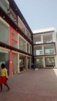 Newly Built Shops 40sqm, Ademola Adetokunbo Crescent, Wuse 2, Abuja, Shop for Rent