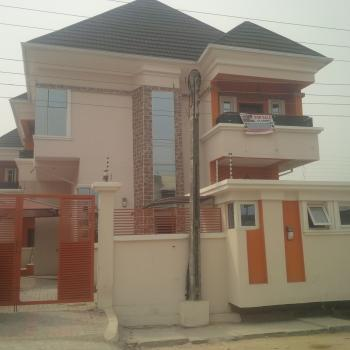 New and Tastefully Finished Super Luxury 4bedroom with Bq, Osapa, Lekki, Lagos, Detached Duplex for Sale