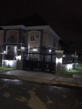 Luxury 5 Bedroom Duplex with Excellent Facilities, Ethiopia Street Off Washington Street, Efab Metropolis Estate, Karsana, Abuja, Detached Duplex for Sale