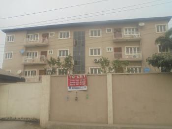 Well Built 3 Bedroom Flat En-suite  with a Room Boys Quarter, Atinuke Olabanji, Off Toyin, Ikeja, Lagos, Flat for Rent