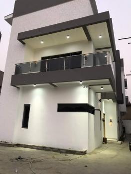 Luxury 5 Bedroom Detached House + 1 Room Bq, Pool, Cinemas House, All Rooms En-suite on 3 Floors, Lekki Phase 1, Lekki, Lagos, Detached Duplex for Sale