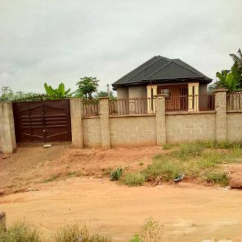 3 Bedroom Flat, Near Justinexcel Group of Schools, Okpanam, Oshimili South, Delta, Detached Bungalow for Sale