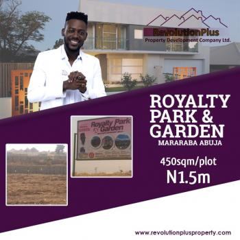 Royalty Park and Garden, Ado,  Along Abuja-keffi Road, Before Goshen City, Central Business District, Abuja, Residential Land for Sale