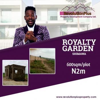 Royalty Garden, Behind Redemption Camp(rccg), Simawa, Ogun, Residential Land for Sale