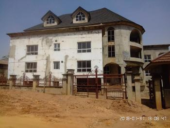 Presidential Mansion on 5 Floors, Ali Akilu Villa Area, Asokoro District, Abuja, House for Sale