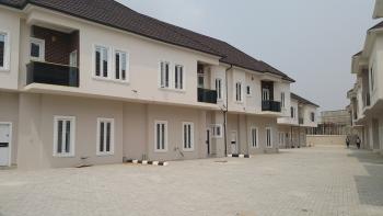 Brand New Serviced 4-bedroom Terrace Duplex, Lafiaji, Lekki, Lagos, Terraced Duplex for Sale