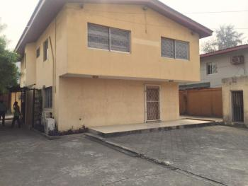 8-room Detached Commercial House, Karimu Kotun Street, Victoria Island (vi), Lagos, Office Space for Rent
