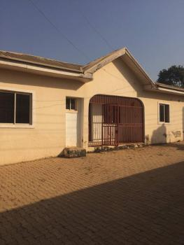 a Decently Maintained  4 Bedroom Detached Bungalow, Opposite Von, Airport Road, Wisdom Estate, Lugbe District, Abuja, Detached Bungalow for Sale