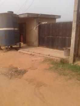 4 Bedroom Bungalow with Setback on a Half Plot of Land, Orisunmibare, Ayobo, Lagos, Detached Bungalow for Sale