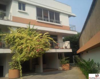 Fully Furnished | Privately Gated 3 Bedroom Townhouse | Serviced, Ikoyi, Lagos, Terraced Duplex for Rent