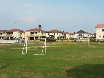 Chevron Drive Land 40 Plots of Land for Sale Opp Burdillon Court and Ebeano, Chevron Drive, Opp Burdillon Court and Ebeano, By Carlgate Estate, Facing The Road, Lekki, Lagos, Land for Sale