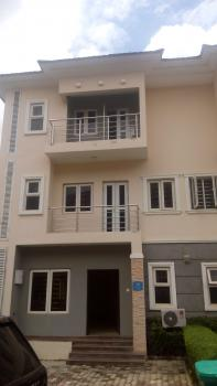 a Tastefully Finished and Fully Furnished Brand New 4 Bedroom Serviced Terrace Duplex, Apo, Abuja, Terraced Duplex for Rent