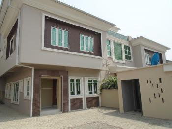 a Beautiful 4 Bedroom 2 Bq House, Audu Street, Lekki Phase 1, Lekki, Lagos, Semi-detached Duplex for Rent