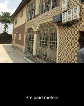 Newly Built (and Very Well Finished) 4 Nos. of 3 Bedroom Flats, 39, Rasheed Babatunde Street, Off Olopomeji Bus Stop, Aka Road, Okokomaiko, Ojo, Lagos, Flat for Rent