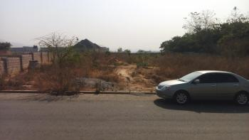 Partly Fenced, Highly Strategic & Instantly Build & Live Low Density Residential Landuse, Gilmore Infrastructured Area, Opposite Diplomatic Zone, Jahi, Abuja, Residential Land for Sale