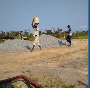 600sqm Land, Diamond Estate, Lagos Island, Lagos, Land for Sale
