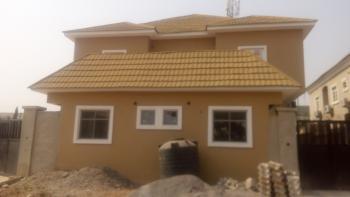 4 Bedroom Semi Detached Duplex + Bq, Dakwo, Sunnyvale Estate Road, Lokogoma District, Abuja, Semi-detached Duplex for Sale