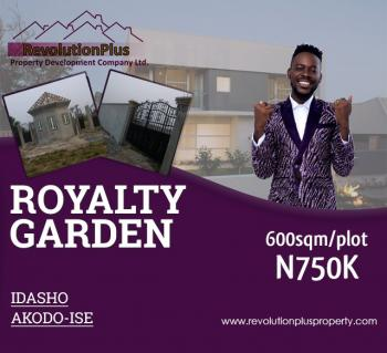 Valentine Promo: Buy 5 Plots and Get One Plot Free, Royalty Gardens, 2 Minutes to Dangote Refinery, Akodo Ise, Ibeju Lekki, Lagos, Residential Land for Sale
