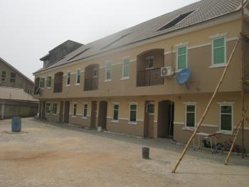 Newly Built 3 Bedroom Terraced Duplex with 1 Room B/q, Lekki Phase 1, Lekki, Lagos, Terraced Duplex for Rent