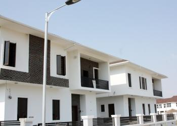 Executive 5 Bedroom Detached Duplex with Bq, Lakeview Phase 1, Vgc, Lekki, Lagos, Detached Duplex for Sale