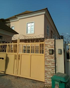 a Brand New 4-bedroom Semidetached Duplex. You Can Rent with Or Without The Bq, Same Global Estate, Off Sunnyvale Access Road, Dakwo, Abuja, Semi-detached Duplex for Rent