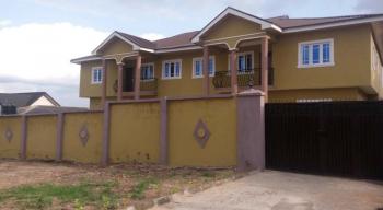 4 Bedroom Semi Detached Duplex, Gen Gas, By The Road Side, Akobo, Ibadan, Oyo, Semi-detached Duplex for Sale