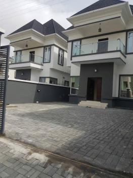Brand New 5 Bedroom Fully Detached Duplex with a Room Bq,call 09properties for More Details 08142625442, Osapa, Lekki, Lagos, Detached Duplex for Sale
