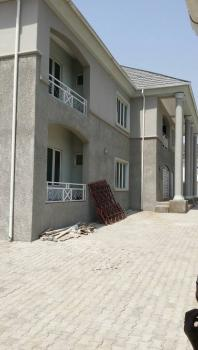 Still Letting New 3 Bedroom Block of Flats with Standby Gen, Katampe Extension, Katampe, Abuja, Flat for Rent