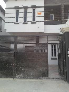 5 Bedroom Semi Detached Duplex, Southern View Estate, Lafiaji, Lekki, Lagos, Semi-detached Duplex for Sale
