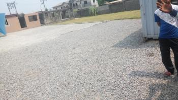 Two Plots of Fenced Dry Land Facing The Express Rd Opp Mayfair Gardens. Gazette, Facing The Express, Opp Mayfair Gardens, Awoyaya, Ibeju Lekki, Lagos, Land for Sale