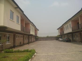 Exquisitely Well Finished Serviced Block of 4 Bedroom Terrace Houses, Ogombo Road, By Abraham Adesanya Estate, Ogombo, Ajah, Lagos, Terraced Duplex for Rent