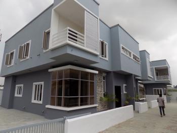 Tastefully Finished 4 Bedroom Semi Detached in a Mini Estate, Idado, Lekki, Lagos, Semi-detached Duplex for Sale