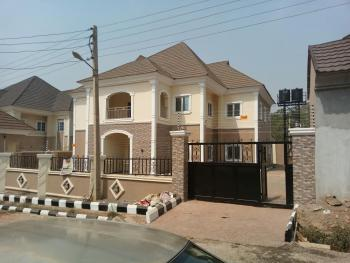 Brand New 4 Bedroom Detached Duplex with a Room Bq, Vision Court Estate, After Copacabana, Apo, Abuja, Detached Duplex for Rent