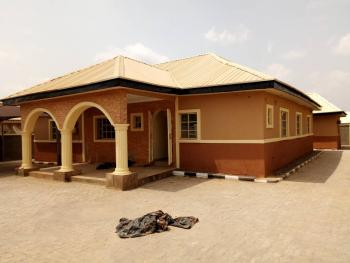 a Well Finished 3 Bedroom Detached Bungalow with 2 Rooms Bq, Nzube Estate, Lokogoma District, Abuja, Detached Bungalow for Sale