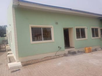 a Decently Maintained Bungalow, Sunnyvale Estate, Dakwo, Abuja, Semi-detached Bungalow for Sale