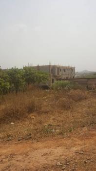Build & Live!!! Investment, Opposite Turkish Hospital ( Nizamiye) Beside Tofana Estate By Scc Junction Near Jabi / Life Camp Bridge, Jabi, Abuja, Residential Land for Sale